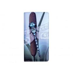 PORTAFOGLI LIBELLULA da donna BB con incisione in rilievo Shag Wear