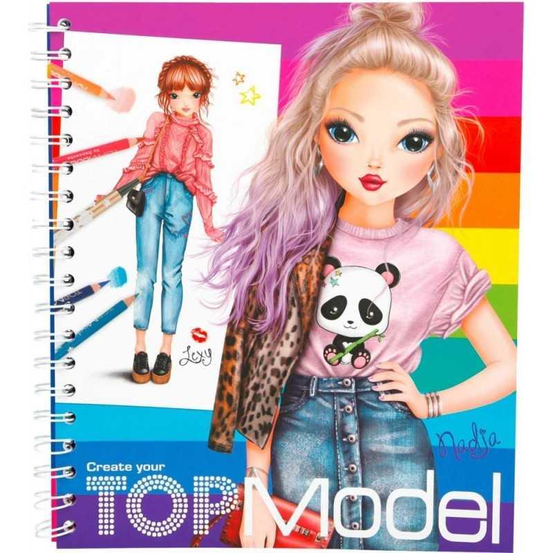 Album crea la tua top model create your nadja studio for Crea la tua cameretta