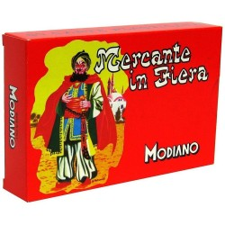 MERCANTE IN FIERA classico MODIANO gioco 80 CARTE PLASTIFICATE tipo 250 MADE IN ITALY