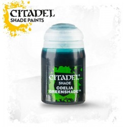 COELIA GREENSHADE ombra verde Citadel colore 24 ml
