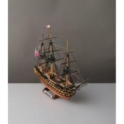 HMS VICTORY nave in legno SM101 modellismo COREL LINE scala 1:310 da montare RIPRODUZIONE FEDELE