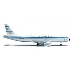 CONDOR AIRBUS A320 JET HANS Herpa Wings 555012 scala 1:200 plane model