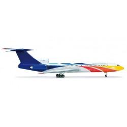 BALKAN HOLIDAIS TUPOLEV TU-154M Herpa Wings 554046 scala 1:200 plane model