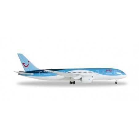 ARKE BOEING 787-8 DREAMLINER HERPA WINGS 527057 scala 1:500 plane model