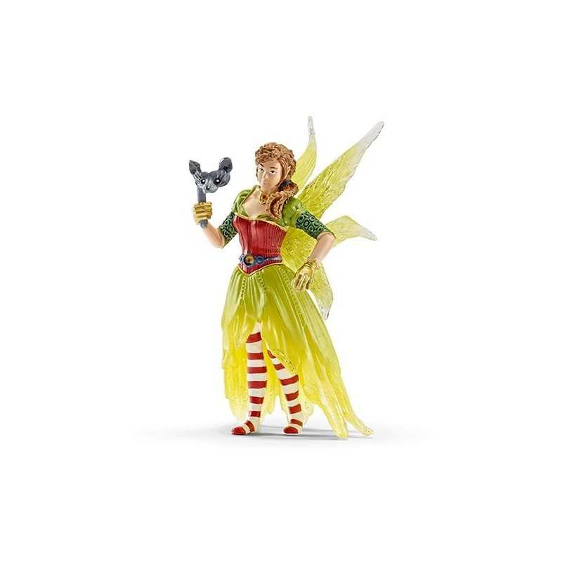 MARWEEN CON ABITO DELLA FESTA personaggi BAYALA gioco SCHLEICH fantasy FATA miniature in resina 70507 età 3+