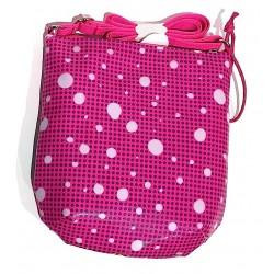 FLAT FASHION BAG tracollina SJ GANG multicolor CHERRY POP seven GIRL borsa SHOULDER mini