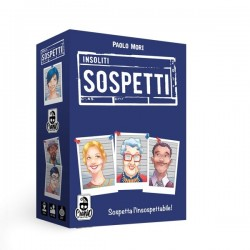 UNUSUAL SUSPECTS Cranio créations jeu 8 + age société criminelle italienne Party Game