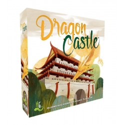 DRAGON CASTLE Horrible Games english deutsch italiano gioco da tavolo