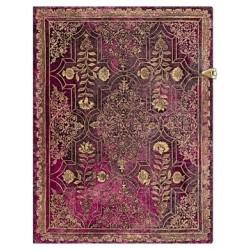 Diario bianco AMARANTO ultra cm 18x23 Paperblanks notebook taccuino