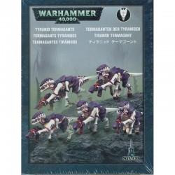 TERMAGANT 5 miniature TIRANIDI warhammer 40000 GAMES WORKSHOP modelli CITADEL età 12+