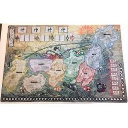 RISING SUN PLAYMAT Exclusive addon 106x71 cm tappetino Coolminiornot