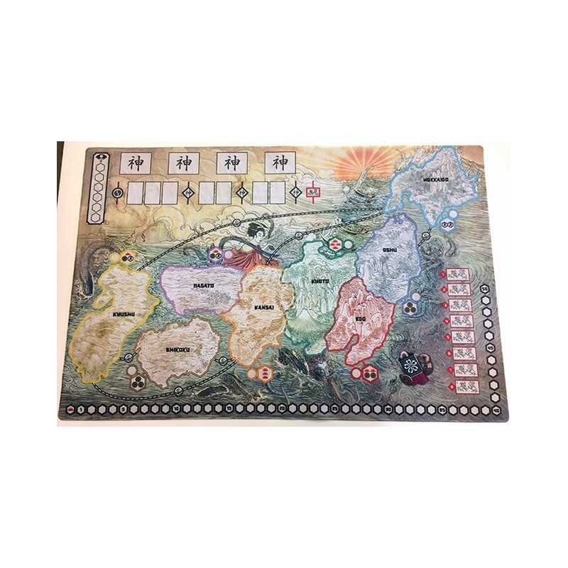 RISING SUN PLAYMAT Exclusive addon 106x71 cm tappetino Coolminiornot