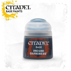 INCUBI DARKNESS Citadel paint colore acrilico base 12 ml Warhammer Games Workshop