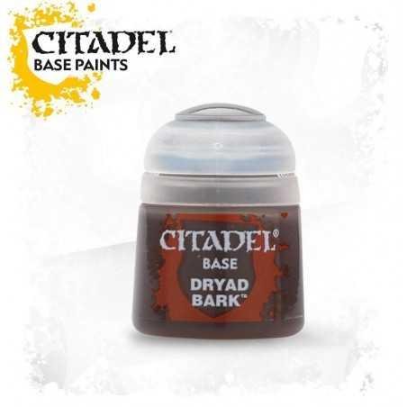 DRYAD BARK Citadel paint colore acrilico base 12 ml Warhammer Games Workshop