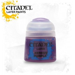 XEREUS PURPLE Citadel paint colore acrilico layer 12 ml Warhammer Games Workshop