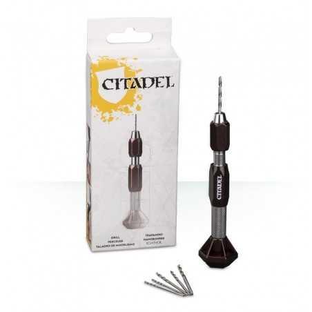 TRAPANINO di precisione CITADEL attrezzi WARHAMMER Games Workshop MODELLISMO utensili TRAPANO