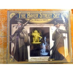 THE WORLD OF SMOG RISE OF MOLOCH Kickstarter exclusive THE BAKER STREET SET expansion