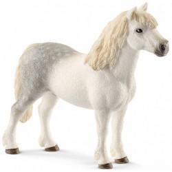 STALLONE WELSH PONY animali in resina SCHLEICH miniature 13871 cavalli horse club