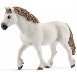 GIUMENTA WELSH PONY animali in resina SCHLEICH miniature 13872 cavalli horse club