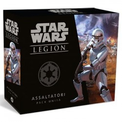 STAR WARS LEGION espansione Assaltatori italiano asmodee Impero