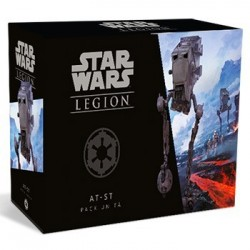 STAR WARS LEGION espansione AT-ST italiano asmodee Impero