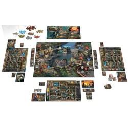 OUTLIVE edizione italiana Raven gioco da tavolo di piazzamento sopravvissuti