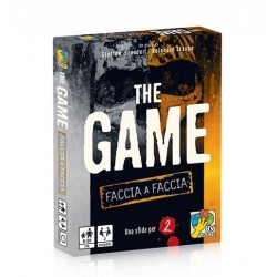 THE GAME dvgiochi FACCIA A FACCIA giochi di carte DA VINCI GAMES uno contro uno COMPLETO età 8+