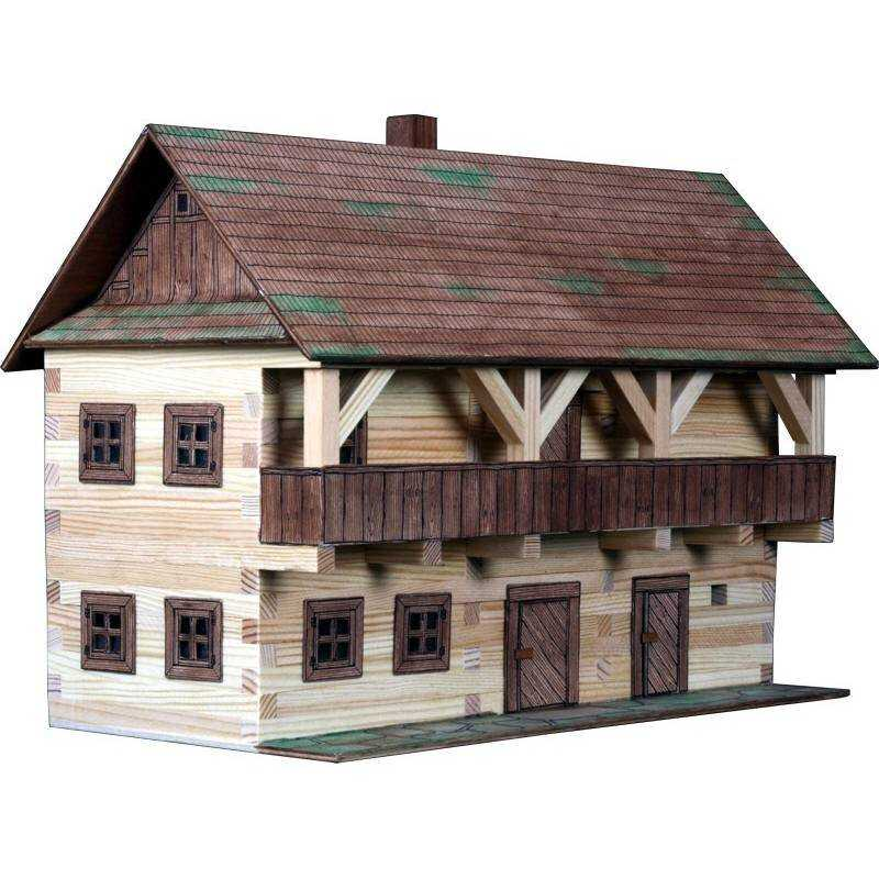 Wooden Magistrate's residence