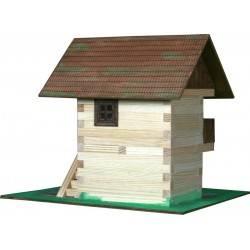 Granaio in legno