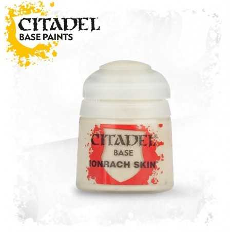 IONRACH SKIN colore Citadel base paint 12 ml acrilico Games Workshop