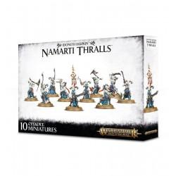 NAMARTI THRALLS Idoneth Deepkin Aelves Warhammer 10 miniature Citadel
