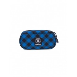 ASTUCCIO LIP XL pencil bag INVICTA fantasy BLU portapenne INTERNO ATTREZZATO