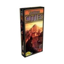 7 Merveilles villes ENG promo carte d'extension + LOUIS