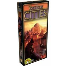 7 WONDERS Städte ENG Promo Karte Erweiterung + LOUIS