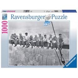 PUZZLE ravensburger L'ORA DEL PRANZO 1932 classic 1000 pezzi 70 x 50 cm