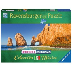 PUZZLE ravensburger LOS CABOS panorama 1000 pezzi 98 x 38 cm COLECCION MEXICO