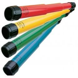 TELESCOPIO EXPLORER colore casuale NAVIR regolabile EDUCATIVO in plastica 6+