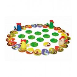 ZICKE ZACKE SPENNA IL POLLO gioco da tavolo in italiano per bambini da 4 anni