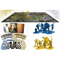 GUILD BALL KICK OFF scatola base gioco di miniature Steamforged Games