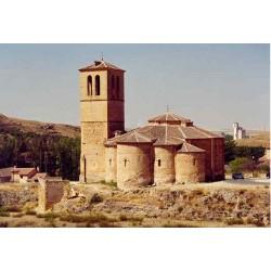 Iglesia De La Vera Cruz-Segovia-Spanien