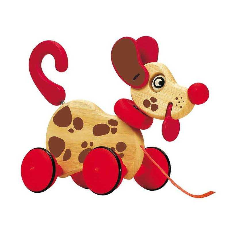 Animal de traction browny