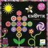 KINOPTIK GARDEN gioco 107 PEZZI magnetico DJECO immaginazione costruzione animazione DJ05602 età 5+