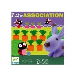 LITTLE ASSOCIATION Association game ages 2-5