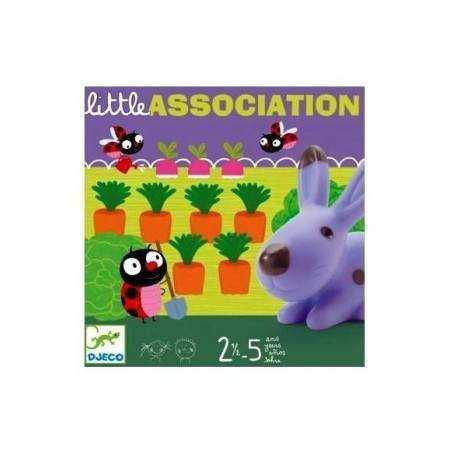 LITTLE ASSOCIATION gioco di associazione età 2-5