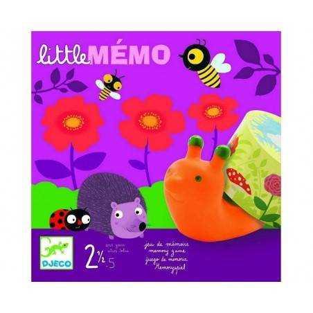 LITTLE MEMO gioco di memoria età 2-5