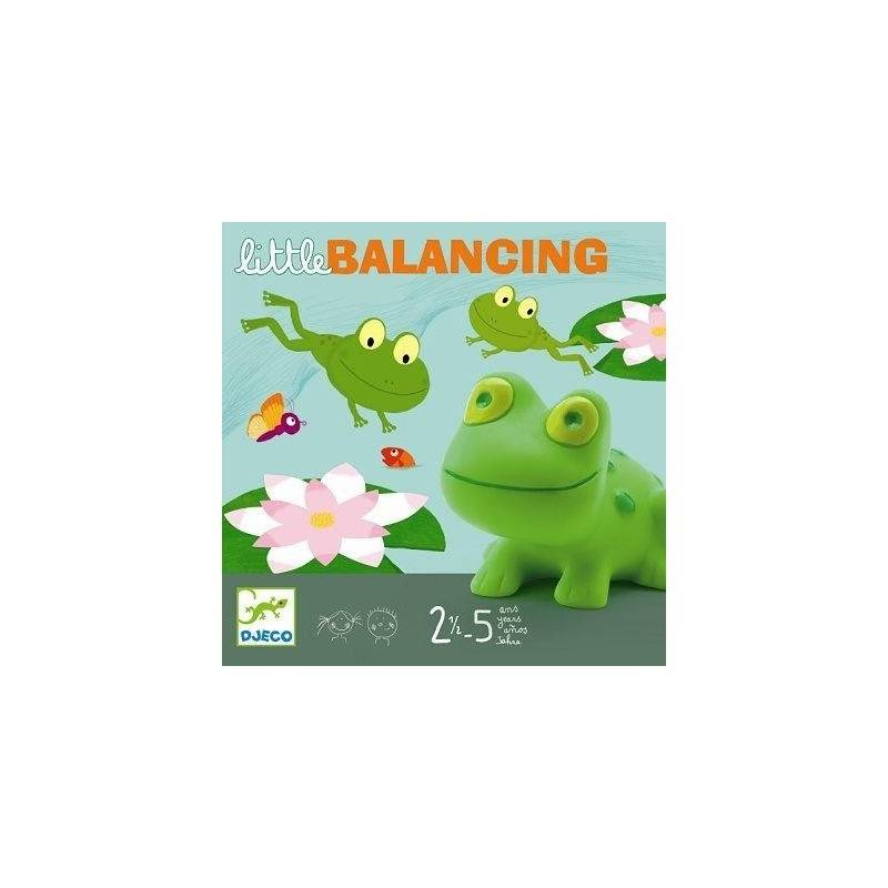 PETIT jeu d'équilibrage d'équilibre 2-5 ans