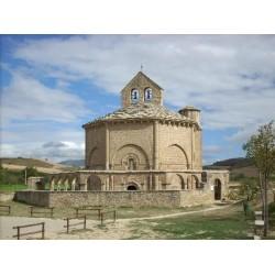 Santa Maria de Eunate-Muruzàbal-Spanien