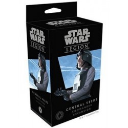 STAR WARS LEGION pack espansione GENERALE VEERS comandante impero