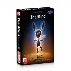THE MIND una sola mente GIOCO DI CARTE sintonia PARTY GAME the game REGOLE IN ITALIANO età 8+