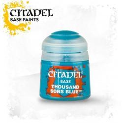 THOUSANDS SONS BLUE layer paint colore Citadel 12 ml acrilico
